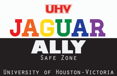 UHV Jaguar Ally Safe Zone